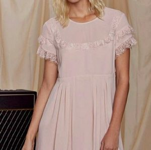 EUC nasty gal x Courtney love CANYON CLUB dress